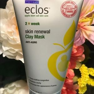 Eclos 2x Week Stem Cell Clay Mask 5 oz